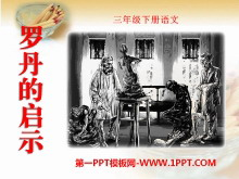 《罗丹的启示》PPT课件2