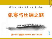 《张骞与丝绸之路》PPT课件2