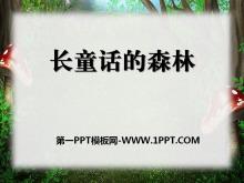 《长童话的森林》PPT课件