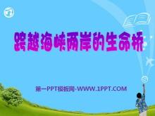 《跨越海峡的生命桥》PPT课件11