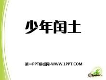 《少年闰土》PPT课件9
