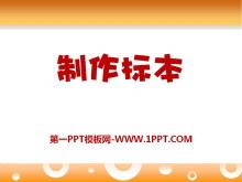 《制作标本》PPT课件2