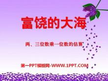 《富饶的大海》PPT课件3