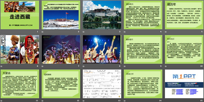 《走进西藏》PPT课件5