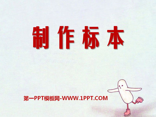 《制作标本》PPT课件6