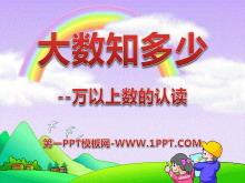 《大数知多少》PPT课件2