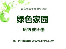 《绿色家园》PPT课件
