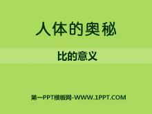 《人�w的�W秘》PPT�n件4