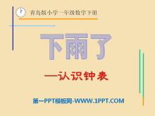 《下雨了》PPT课件2