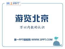《游�[北京》PPT�n件3
