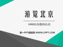《游�[北京》PPT�n件5