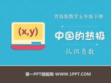 《中国的热极》PPT课件