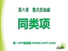 《同类项》PPT课件2