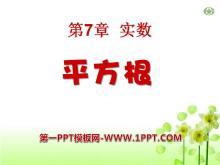 《平方根》PPT课件3