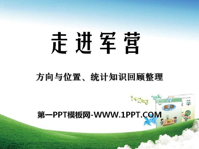 《走进军营》PPT课件
