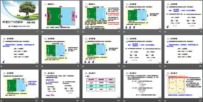 《啤酒生产中的数学》PPT课件8