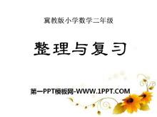 《整理与复习》表内乘法和除法PPT课件