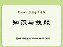 《知识与技能》探索乐园PPT课件2