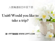 《Would you like to take a trip?》PPT�n件4