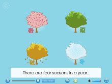 《There are four seasons in a year》Flash�赢��n件