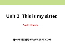 《This is my sister》PPT课件13