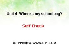 《Where's my schoolbag?》PPT课件16