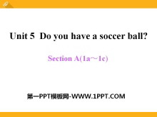 《Do you have a soccer ball?》PPT课件11