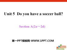 《Do you have a soccer ball?》PPT课件12