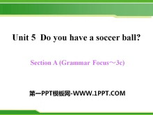 《Do you have a soccer ball?》PPT课件13