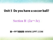 《Do you have a soccer ball?》PPT课件15
