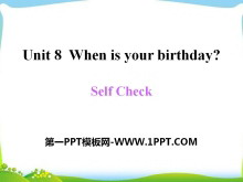 《When is your birthday?》PPT课件17