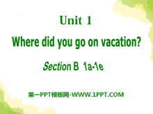 《Where did you go on vacation?》PPT课件16