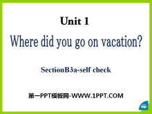《Where did you go on vacation?》PPT课件18