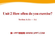 《How often do you exercise?》PPT课件17