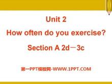 《How often do you exercise?》PPT课件23