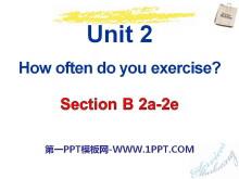 《How often do you exercise?》PPT课件25