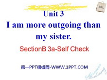 《I'm more outgoing than my sister》PPT课件25