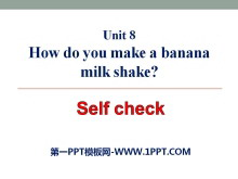 《How do you make a banana milk shake?》PPT课件22