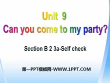 《Can you come to my party?》PPT�n件20