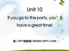 《If you go to the party you