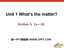 《What's the matter?》PPT课件10