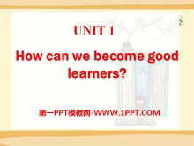 《How can we become good learners?》PPT课件15