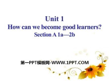 《How can we become good learners?》PPT课件14