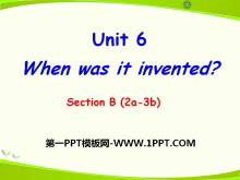《When was it invented?》PPT课件26
