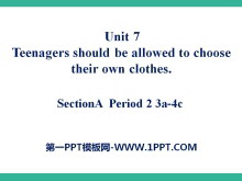 《Teenagers should be allowed to choose their own clothes》PPT课件21