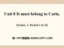《It must belong to Carla》PPT课件8