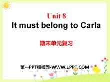 《It must belong to Carla》PPT课件12