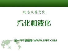 《汽化和液化》物态及其变化PPT课件