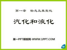 《汽化和液化》物态及其变化PPT课件2