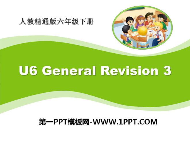 《General Revision 3》PPT课件